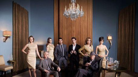 Ewings plus: Bobby (Patrick Duffy), Ann (Brenda Strong),