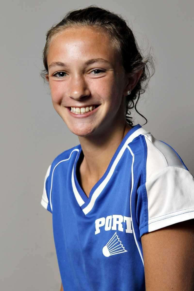 ELIZABETH KALLENBERG Player of the Year Port Washington,