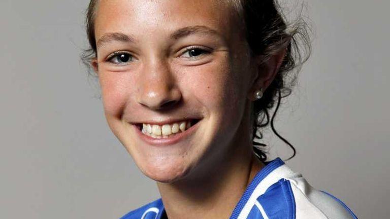 ELIZABETH KALLENBERG Player of the Year Port Washington,