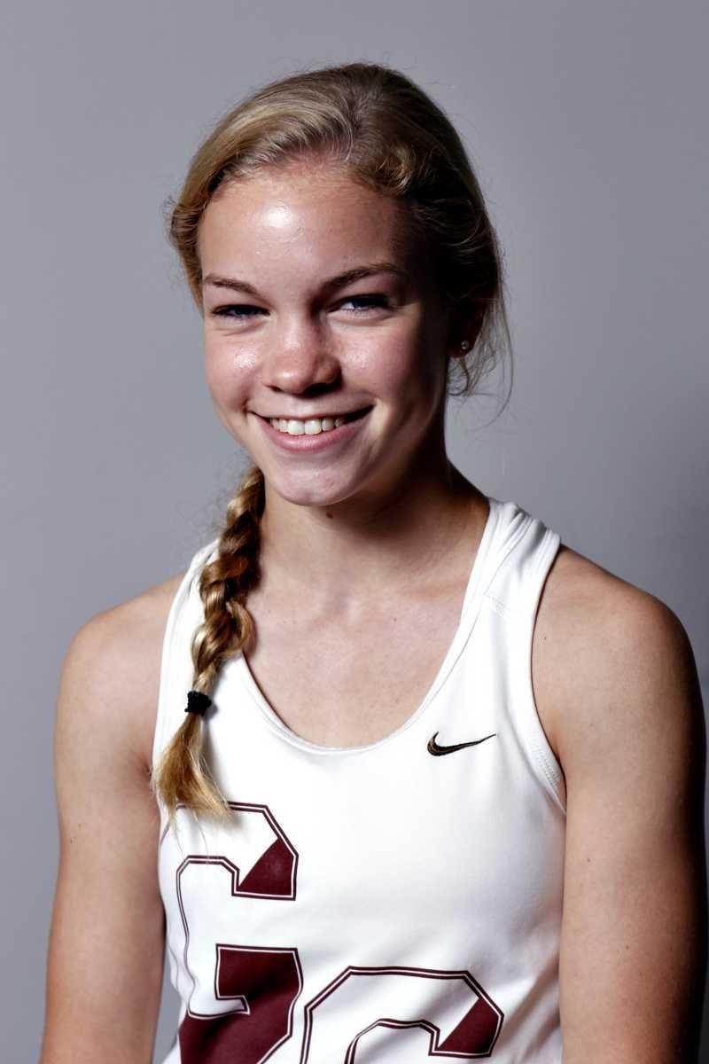LAURA JAEGER Garden City, sophomore 4x400-meter relay The