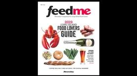 Step inside the October 2019 Feed Me magazine