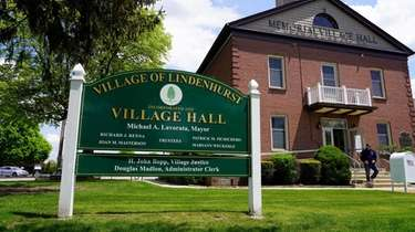 Lindenhurst Mayor Mike Lavorata said the village would