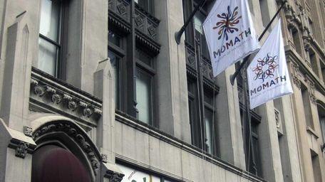 The Museum of Mathematics -- Mo Math --