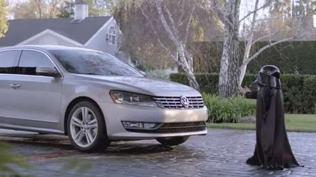 Max Page starred in this Volkswagen commercial that