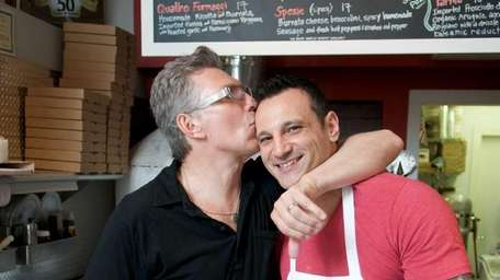 Powered by love: Father-son team Michael and Jason