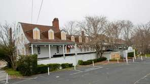 Canoe Place Inn is located in Hampton Bays.