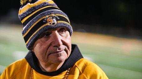 Brother David Migliorino, St. Anthony's High School principal,