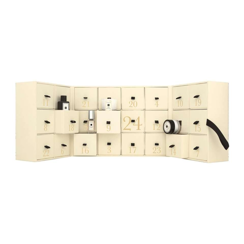 This luxury Advent calendar features 24 Jo Malone