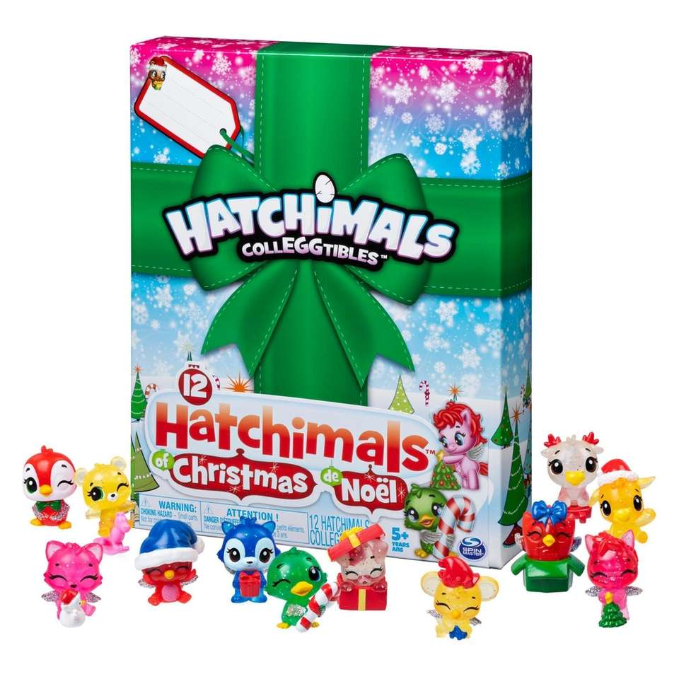 Hatchimals get into the holiday spirit with this