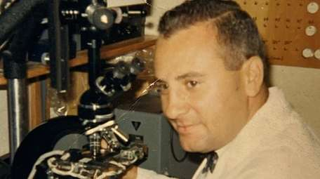 Edgar Tonna worked for Brookhaven National Laboratory, and