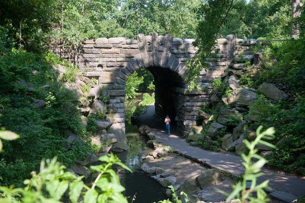 Glen Span Arch nicely represents the Victorian era