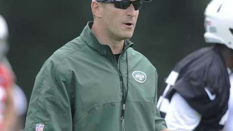 New York Jets assistant special teams coach Ben