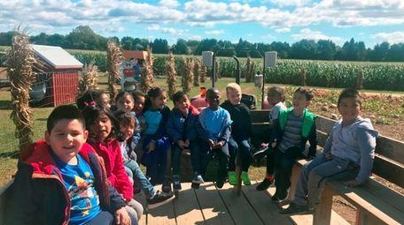 Elementary students at the Bridgehampton School recently learned
