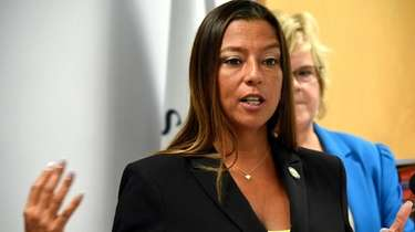 State Sen. Monica R. Martinez (D-Brentwood) secured the