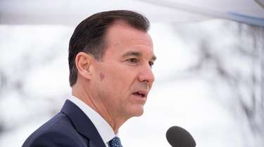 Rep. Tom Suozzi sponsored the bill taxing e-cigarettes,