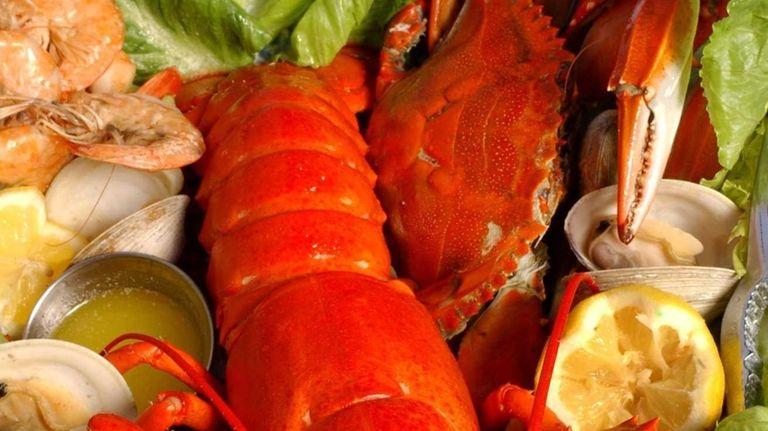 Long Islanders like their lobster, and have plenty