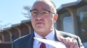 Suffolk County Legis. Robert Trotta called on political