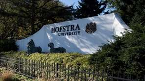 Hofstra University has placed a fraternity on interim