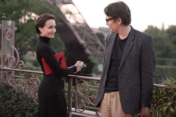 Kristin Scott Thomas and Ethan Hawke in quot;The