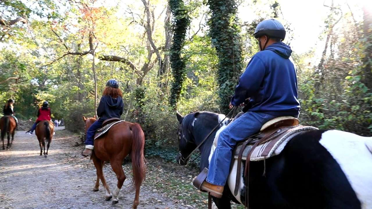 The Babylon Riding Center has a PATH-certified therapeutic