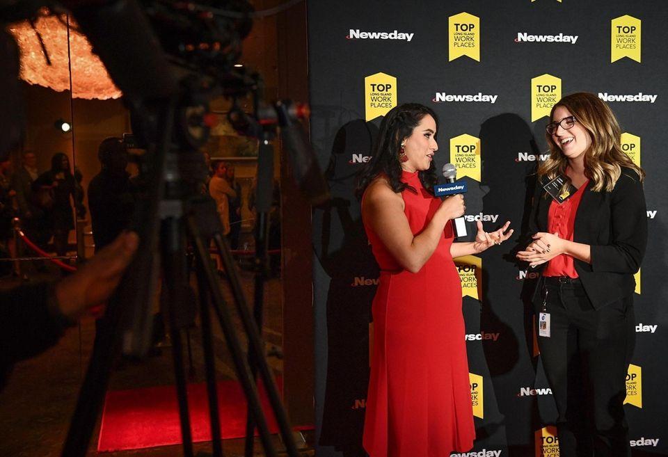 Newsday's Daysi Calavia-Robertson interviews Laurie Schoonmaker of Power