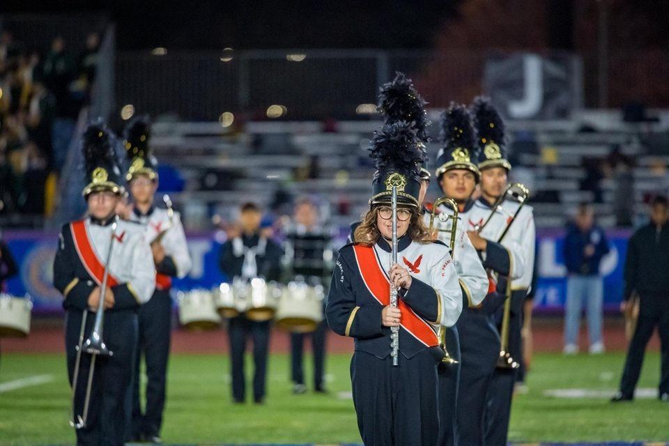 Photos from H. Frank Carey High School's performance