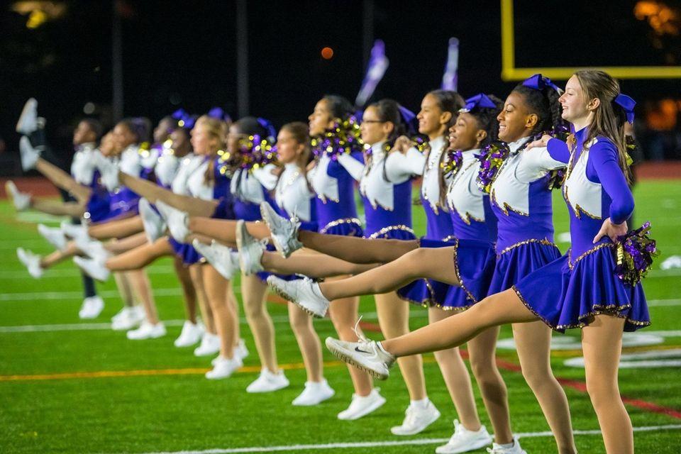 Photos from Sewanhaka High School's performance at the