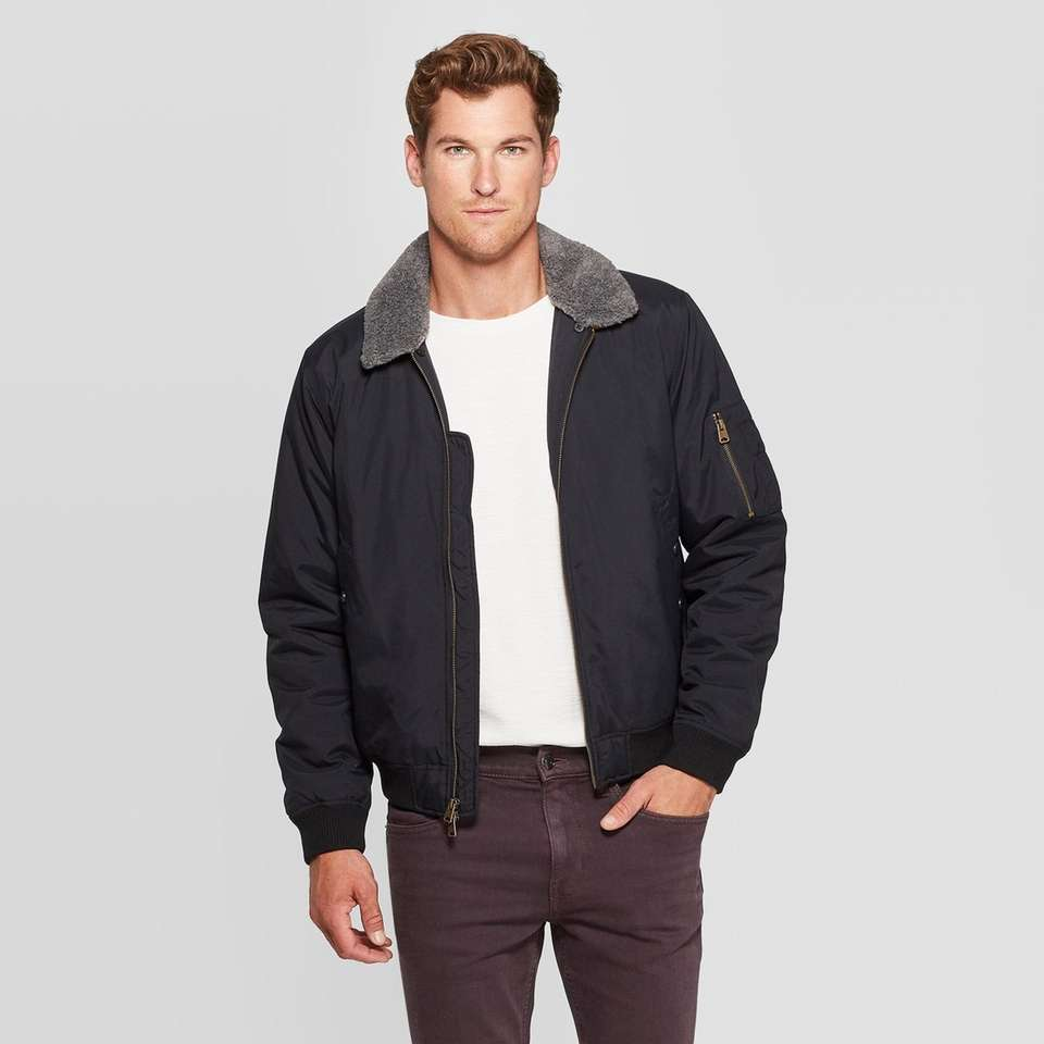 Upgrade your wardrobe this winter with a navy
