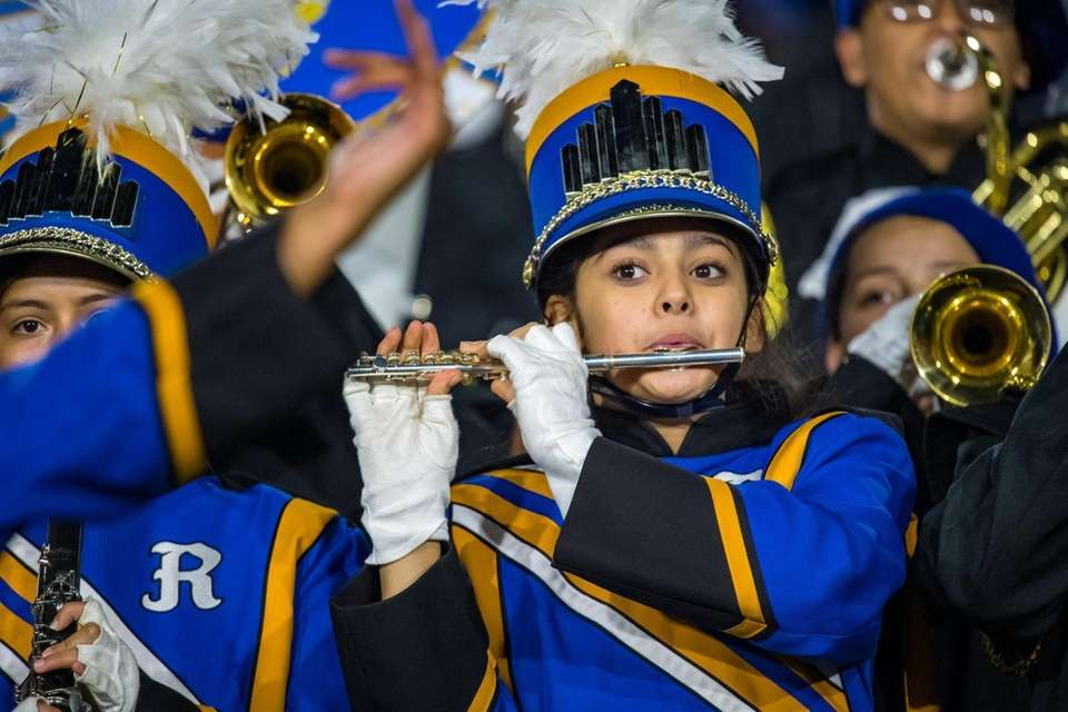 Photos from Roosevelt High School's performance at the