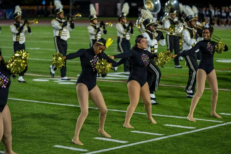 Photos from Uniondale High School's performance at the
