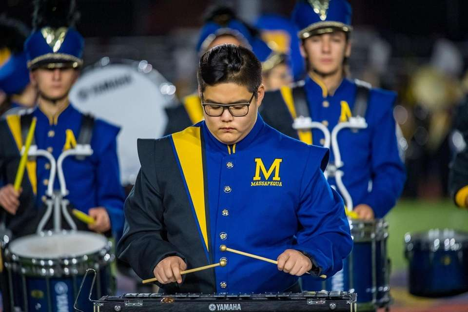 Photos from Massapequa High School's performance at the