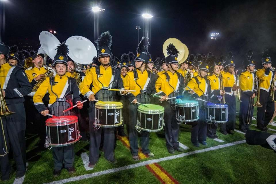 Photos from Commack High School's performance at the
