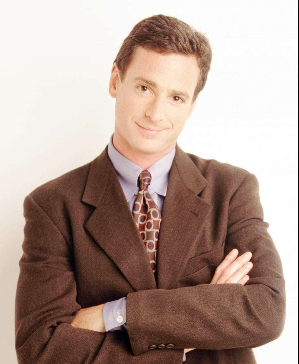 "Bob Saget, as Danny Tanner on ""Full House,"""