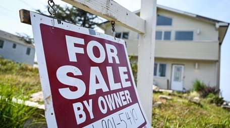 Homes sold for a median price of $469,000