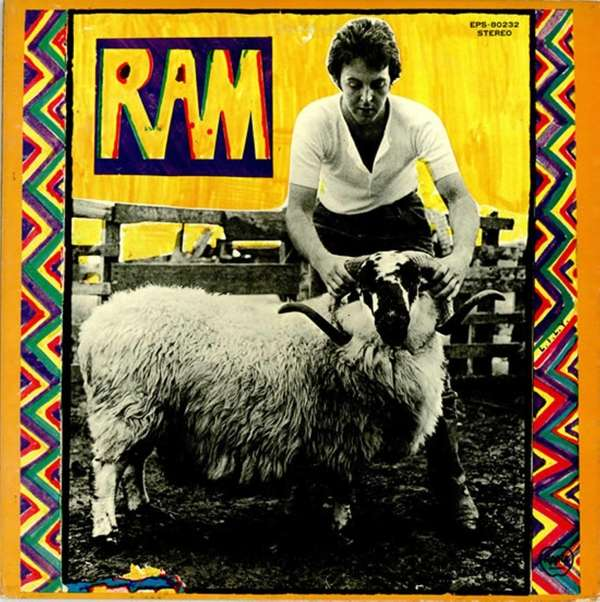 "Paul McCartney's 1971 album, ""Ram,"" has just been"