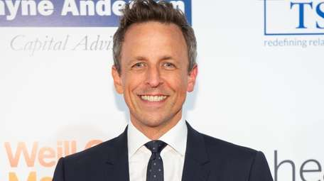 Seth Meyers attends the 7th Annual Headstrong