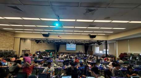 The third TeenHacks LI event will bring together