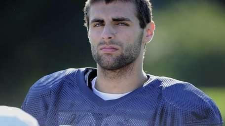 Team Long Island wide receiver Alex Rawa (Locust