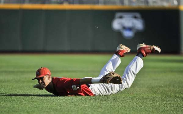 Stony Brook shortstop Cole Peragine remains on the