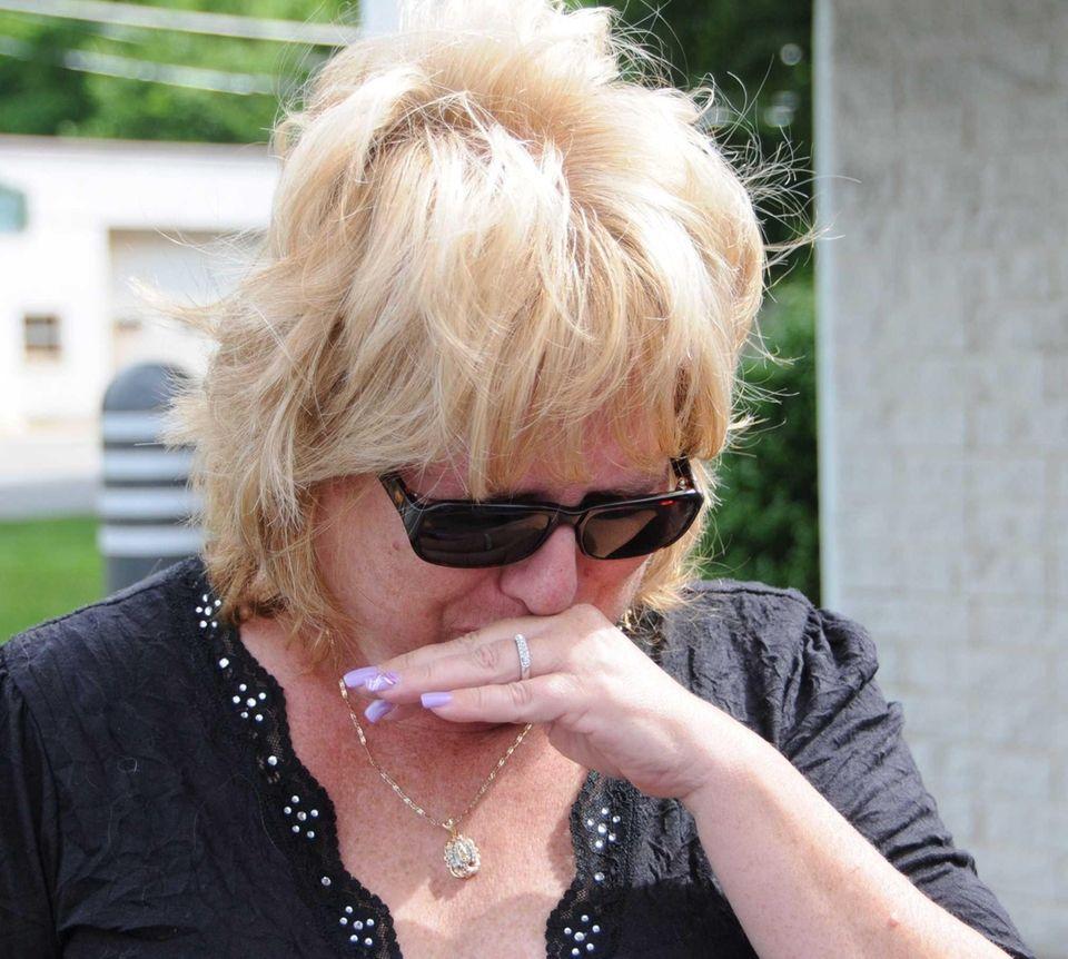 Pat Taccetta, mother of pharmacy shooting victim Jaime