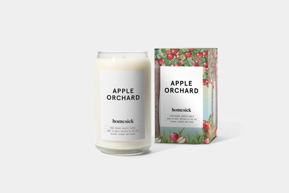 Have your home smelling like red apple and