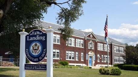Landing Elementary School in Glen Cove is one
