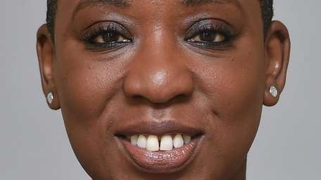 Siela Bynoe, Democratic incumbent candidate for Nassau County