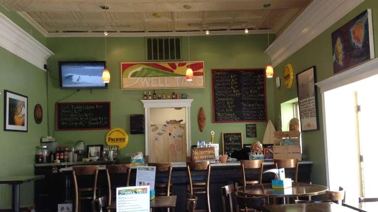 Swell Taco opened in May 2012 in Babylon