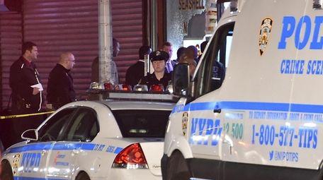 Police involved shooting at salon on Mather Gaston
