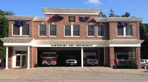 The Northport Fire Department is seen June 17,