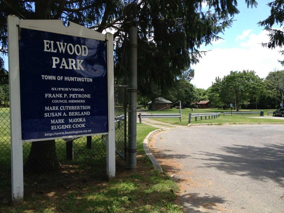 Elwood Park on Cuba Hills Road in East