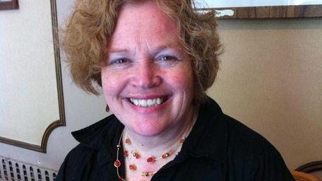 Brenda Sinclair Berntson, 54, is president of the