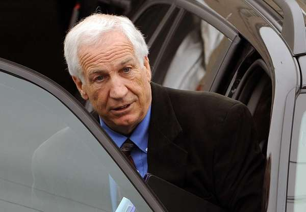 Jerry Sandusky has personality disorder, says psychologist