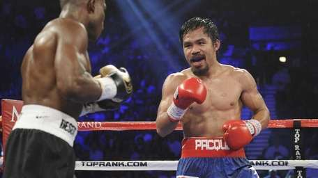 MANNY PACQUIAO $62 million